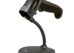 Honeywell Voyager 1250G 1D USB Scanner with Flex Neck Stand