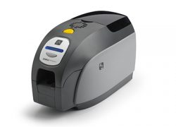 ZEBRA ZXP3 CARD PRINTER DUAL USB ETH MAG R2