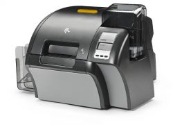 ZEBRA ZXP9 CARD PRINTER DUAL USB/ETH